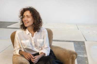 Adriana Varejão Photo credit: Vicente de Mello