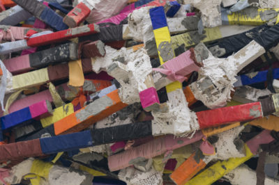 Phyllida Barlow RIG: untitled; broken shelf 3, 2011, Private Collection, Photo: Maximilian Geuter