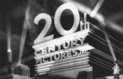 Logo 20th Century Fox, 1964