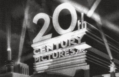 Logo 20th Century Fox, 1964