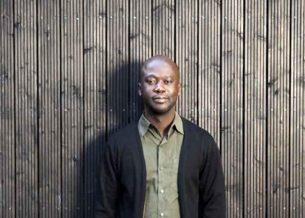 Portrait Sir David Adjaye OBE, Photo: Ed Reeve