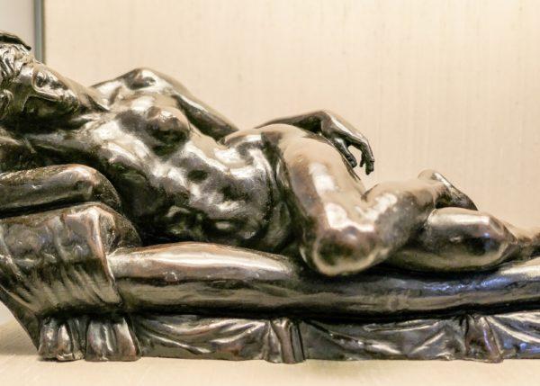Dido, Königin von Karthago, Italien, um 1555/60, Bronze, Bayrisches Nationalmuseum, München