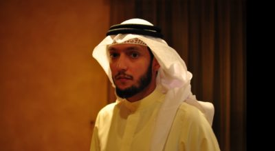 Portrait Saud Al-Zaid