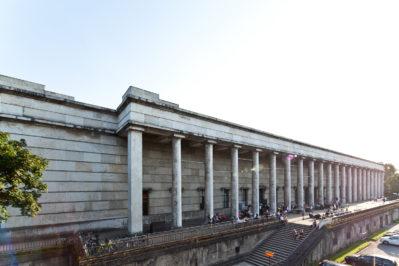 Fassade Haus der Kunst, 2012 Foto: Maximilian Geuter