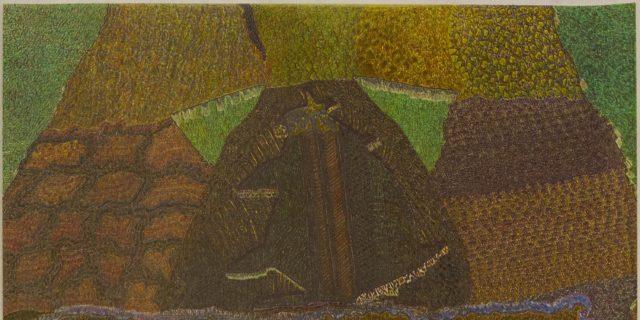 euward8, KarHang Mui, Kunstwerk (ohne Titel), Preisträger des euward8. © Augustinum / Barbara Donaubauer