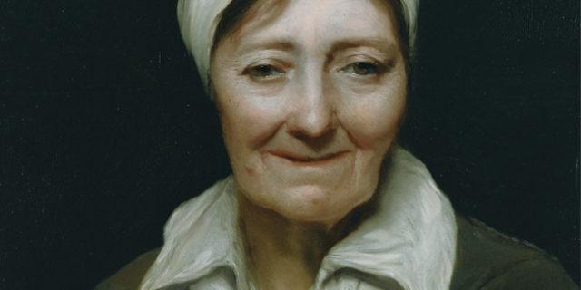 Michael Sweerts Kopf einer Frau, um 1654 Öl auf Holz 49,2 x 38,2 cm © The J. Paul Getty Museum, Los Angeles
