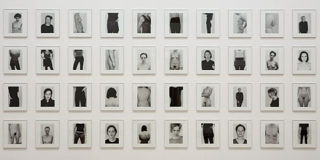 Michael Schmidt. Grey as Colour. Photographs until 2009, installation view, Haus der Kunst, 2010, photo Wilfried Petzi © Michael Schmidt, courtesy Galerie Nordenhake