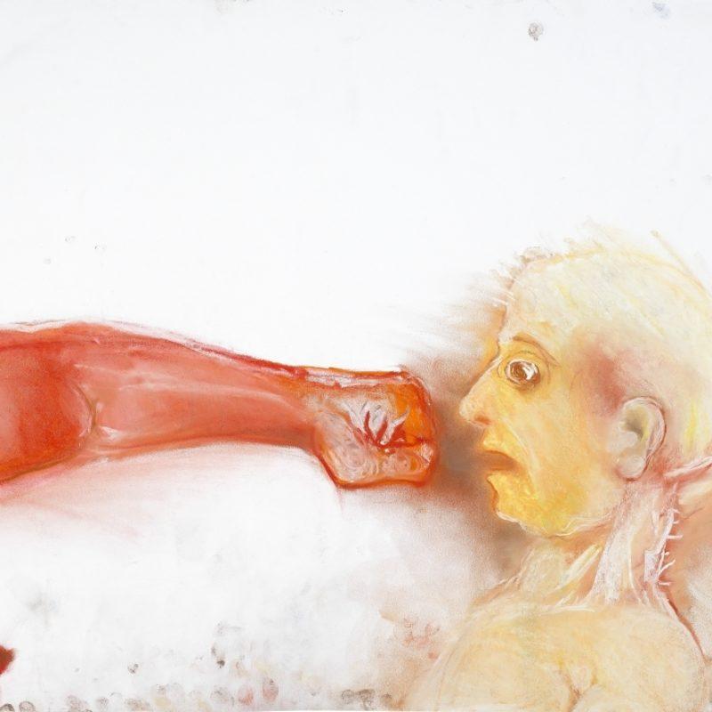 """Audioguide zur Ausstellung """"Miriam Cahn: Ich als Mensch"""""""