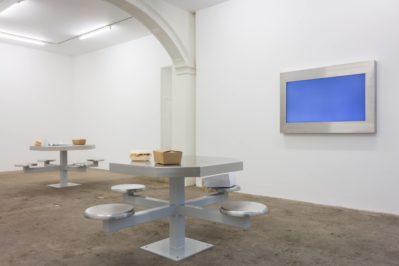 "Sung Tieu, Loveless, 2019 ""Loveless"" installation view at Piper Keys, London, 2019 Courtesy: the artist and Piper Keys Photo: Mark Blower"
