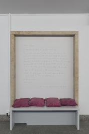 Cyrill Lachauer, True Love will find you in the End, Installationsansicht, Haus der Kunst, 2021, Foto: Maximilian Geuter