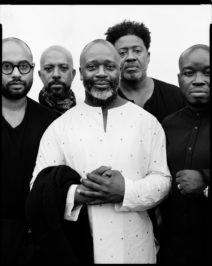 Theaster Gates and The Black Monks, Photography: Oliver Abraham
