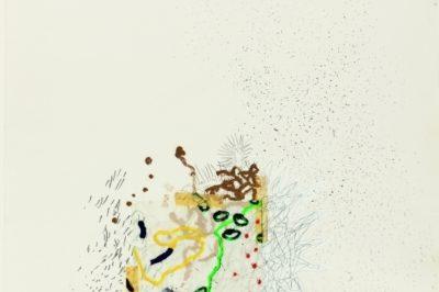 Michael Buthe, lebolo ondata que miracle reschenetürre la belle schenerupolo, 1970, Kunstmuseum Luzern, Schenkung Jean-Christophe Ammann, Foto: Andri Stadler, Luzern © VG Bild-Kunst, Bonn, 2015