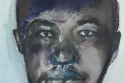 Marlene Dumas, Moshekwa, 2006, oil on canvas 130 x 110 cm private collection Courtesy Zeno X Gallery, Antwerp