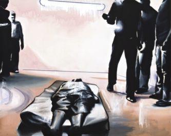 Wilhelm Sasnal, Gaddafi 3, 2011, Courtesy of the artist