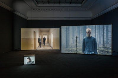 Polina Kanis, The Procedure. Haus der Kunst 2017. Installation view. Photo: Maximilian Geuter.