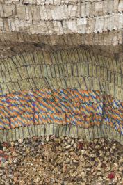 El Anatsui: Triumphant Scale, Installationsansicht/ Installation view Haus der Kunst, 2018 Foto: Maximilian Geuter