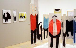 euward 5 ,Installation view, Haus der Kunst 2010,  (c) euward Archiv, Atelier Augustinum