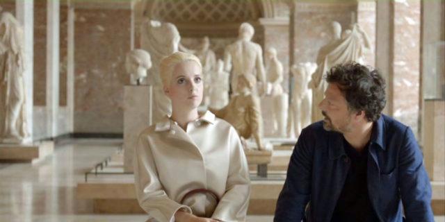 Dominique Gonzalez-Foerster & Tristan Bera Belle Comme le Jour, 2012 Still 1-channel-video projection (color, sound) Courtesy Sammlung Goetz