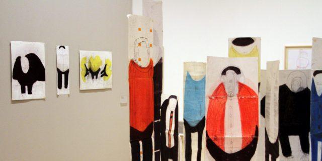euward 5, Installationsansicht, Haus der Kunst 2010,  (c) euward Archiv, Atelier Augustinum