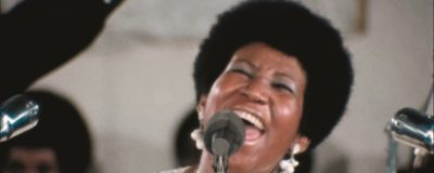 Aretha Franklin, Amazing Grace, Filmstill. Courtesy of Amazing Grace and Weltkino