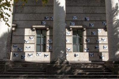 "Christian Boltanski, ""Résistance"", 1993/94, new installation Haus der Kunst, 2015 © VG Bild-Kunst, Bonn, 2015, photo Maximilian Geuter"
