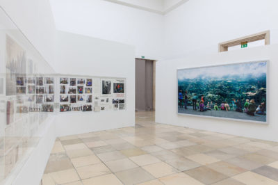 Thomas Struth, Figure Ground Haus der Kunst 2017 Installation view Photo: Maximilian Geuter