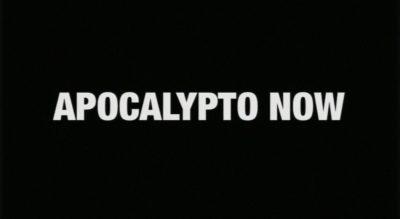 Jonathan Horowitz Apocalypto Now (Video Still) 2009 1-Kanal-Video (Projektion oder Flachbildschirm) (Farbe, Ton) © the artist Courtesy Sammlung Goetz, Medienkunst, München