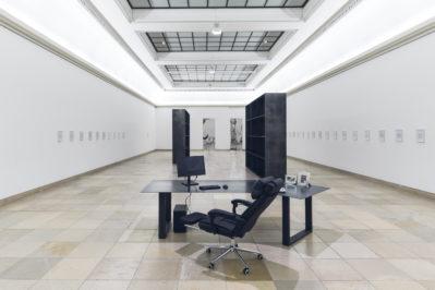 Zugzwang, 2020, Haus der Kunst, München