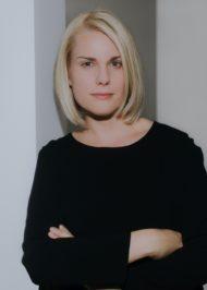 Porträt Jana Baumann, Foto: Diana Pfammatter