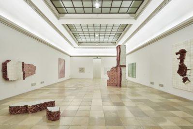 Adriana Varejão, Exhibition view, Interiorities (2020), Haus der Kunst, Foto: Connolly Weber