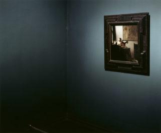 National Gallery 2, London 2001 Chromogenic print 148,0 x 170,4 cm © Thomas Struth