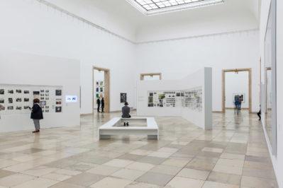 Thomas Struth, Figure Ground Haus der Kunst 2017 Installation view Photo: Maximilian Geuter