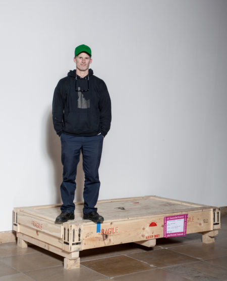 Matthew Barney Foto / Photo: Maximilian Geuter