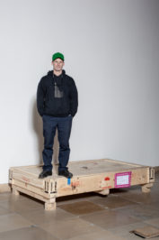 Matthew Barney Foto / Photo: Maximilian Geuter